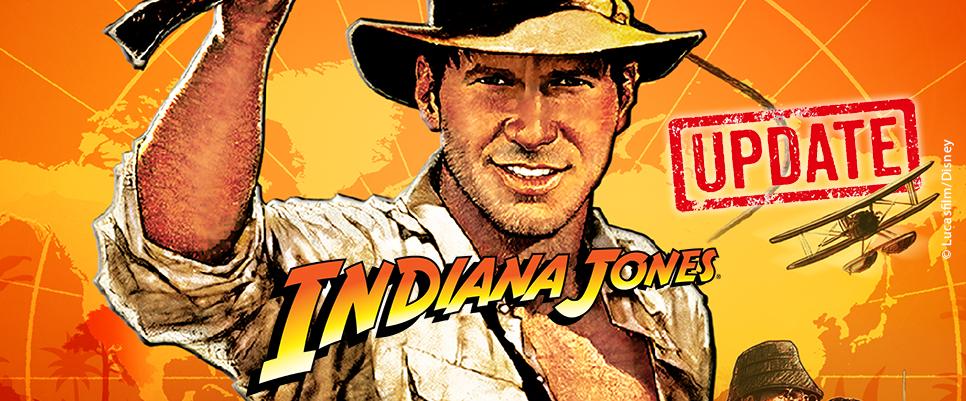 >> INDY 5: Weiterer Bond-Zuwachs und Statement von James Mangold!