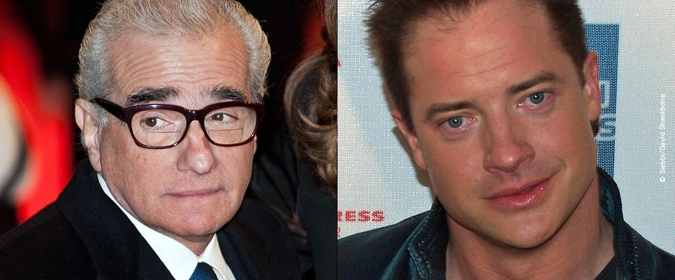 >> KILLERS OF THE FLOWER MOON: Martin Scorsese castet Brendan Fraser!
