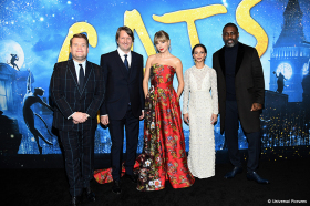 CATS: Magische Weltpremiere in New York