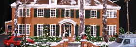 KEVIN - ALLEIN ZU HAUS: Disney+ feiert 30. Jubiläum mit spektakulärem Lebkuchenhaus!